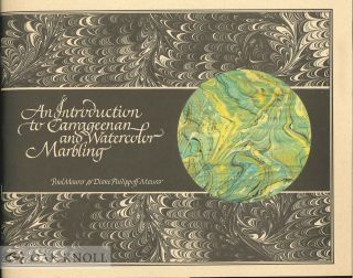 AN INTRODUCTION TO CARRAGEENAN AND WATERCOLOR MARBLING. Paul Maurer, Diane Philippoff Mauer