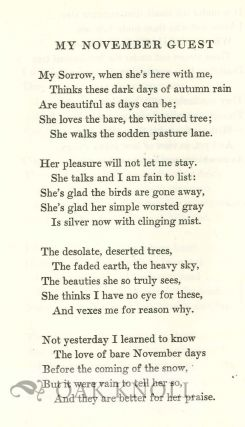 THE COMPLETE POEMS OF ROBERT FROST.