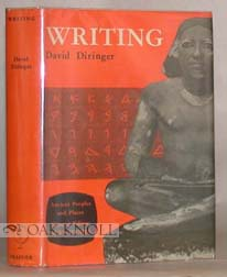WRITING. David Diringer