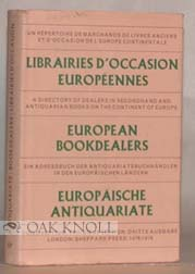 EUROPEAN BOOKDEALERS, 1976-78