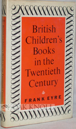 BRITISH CHILDREN'S BOOKS IN THE TWENTIETH CENTURY.