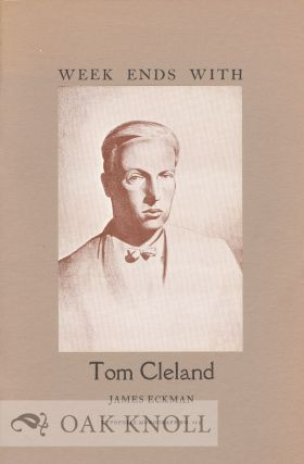 WEEK ENDS WITH TOM CLELAND. James Eckman