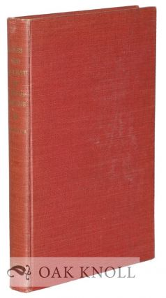ESTES AND LAURIAT, A HISTORY 1872-1898, WITH A BRIEF ACCOUNT OF DANA ESTES AND COMPANY 1898-1914....
