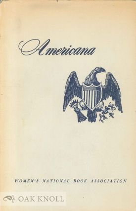 AMERICANA AS TAUGHT TO THE TUNE OF A HICKORY STICK. W. W. Livengood