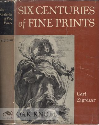 SIX CENTURIES OF FINE PRINTS.