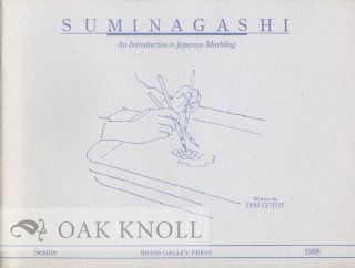 SUMINAGASHI, AN INTRODUCTION TO JAPANESE MARBLING. Don Guyot