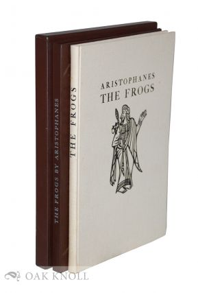 THE FROGS. Aristophanes
