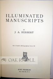 ILLUMINATED MANUSCRIPTS. J. A. Herbert