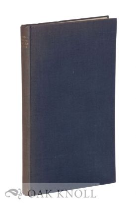 ESSAYS MAINLY ON THE NINETEENTH CENTURY PRESENTED TO SIR HUMPHREY MILFORD