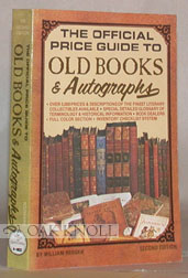 OFFICIAL PRICE GUIDE TO OLD BOOKS & MANUSCRIPTS