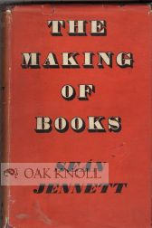 THE MAKING OF BOOKS