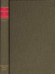 BIBLIOGRAPHY OF JOHN BROWN. Donald D. Eddy.