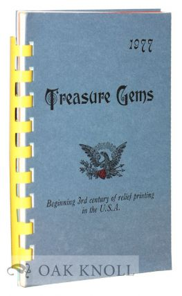 TREASURE GEMS