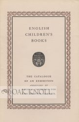 ENGLISH CHILDREN'S BOOKS. Douglas Cleverdon.