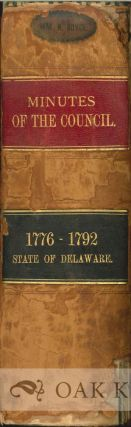 ADDRESS ON THE HISTORY OF THE BOUNDARIES OF THE STATE OF DELAWARE.