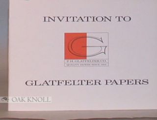 THIS IS YOUR GUIDE TO PAPERMAKING AT P.H. GLATFELTER CO.