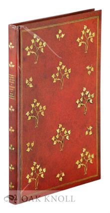 ALICE'S ADVENTURES IN WONDERLAND, AN 1865 PRINTING RE-DESCRIBED AND NEWLY IDENTIFIED AS THE...