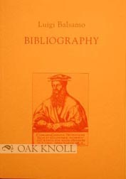 BIBLIOGRAPHY, HISTORY OF TRADITION