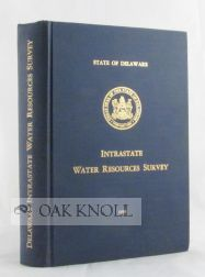 STATE OF DELAWARE, INTRASTATE WATER RESOURCES SURVEY. 1959