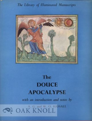 THE DOUCE APOCALYPSE, WITH AN INTRODUCTION AND NOTES. A. G. Hassall, W O.