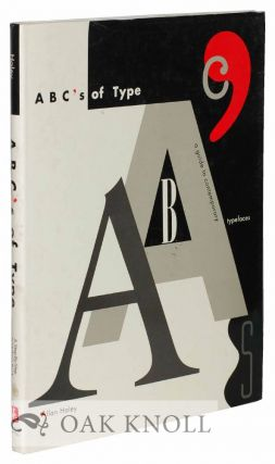 ABC'S OF TYPE. Allan Haley