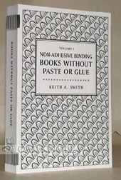 NON-ADHESIVE BINDING, BOOKS WITHOUT PASTE OR GLUE