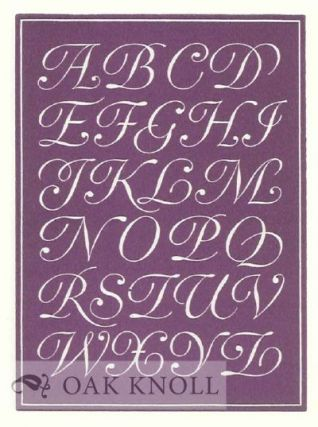 LEO WYATT'S LITTLE BOOK OF ALPHABETS.