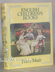 ENGLISH CHILDREN'S BOOKS, 1600 TO 1900