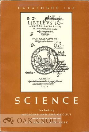 SCIENCE INCLUDING MEDICINE AND THE OCCULT. 186