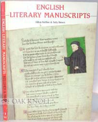 ENGLISH LITERARY MANUSCRIPTS