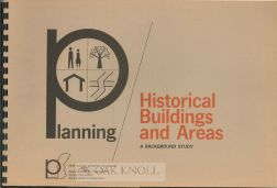 HISTORICAL BUILDINGS AND AREAS, A COUNTY COMPREHENSIVE DEVELOPMENT PLAN BACKGROUND STUDY, NEW CASTLE COUNTY, DELAWARE.