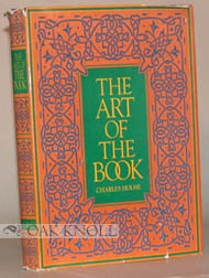 THE ART OF THE BOOK A REVIEW OF SOME RECENT EUROPEAN AND AMERICAN WORK IN TYPOGRAPHY, PAGE...