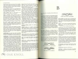 THE ENCYCLOPEDIA OF THE BOOK.