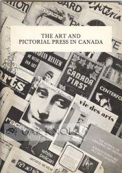 ART AND PICTORIAL PRESS IN CANADA, TWO CENTURIES OF ART MAGAZINES.