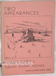 TWO APPEARANCES