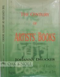 THE CENTURY OF ARTISTS' BOOKS.