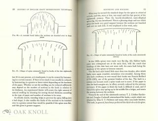 A HISTORY OF ENGLISH CRAFT BOOKBINDING TECHNIQUE.