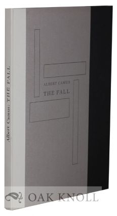 THE FALL. Albert Camus.