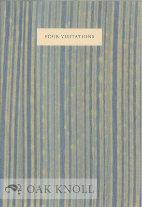 FOUR VISITATIONS. Dick Davis