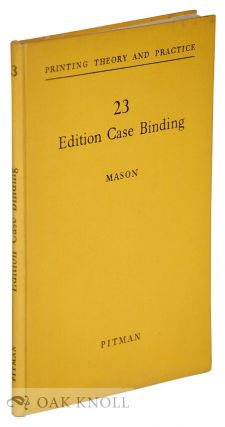 EDITION CASE BINDING. John Mason