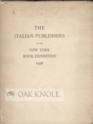 THE ITALIAN PUBLISHERS AT THE NEW YORK BOOK EXHIBITION