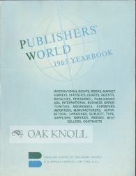 PUBLISHERS' WORLD: 1965 YEARBOOK