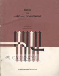 BOOKS AND NATIONAL DEVELOPMENT