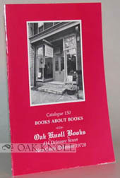 OAK KNOLL BOOKS