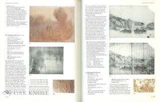 TURNER'S PAPERS, A STUDY OF THE MANUFACTURE, SELECTION AND USE OF HIS DRAWING PAPERS 1787-1820.