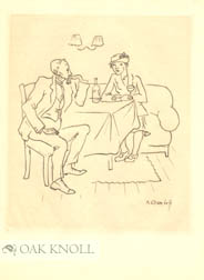 COUPLES, TEN DIALOGUES RENDERED FROM THE GERMAN. Arthur Schnitzler