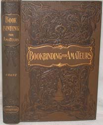 BOOKBINDING, ITS BACKGROUND AND TECHNIQUE