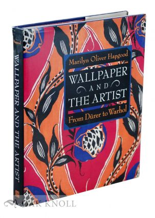 WALLPAPER AND THE ARTIST. Marilyn Oliver Hapgood.