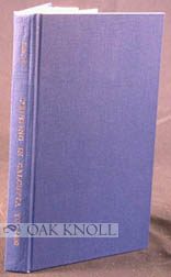 PRINTING IN CALCUTTA TO 1800, A DESCRIPTION AND CHECKLIST OF PRINTING IN LATE 18TH CENTURY CALCUTTA