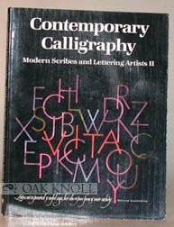 CONTEMPORARY CALLIGRAPHY, MODERN SCRIBES AND LETTERING ARTISTS II.